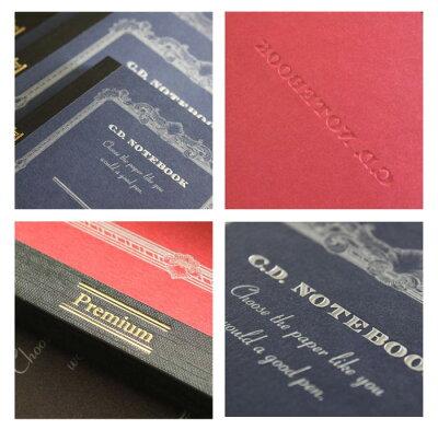 アピカ/プレミアムC.D.ノートPremiumC.D.NOTEBOOK糸かがり綴じノート(A5サイズ・無地)(CDS90W)