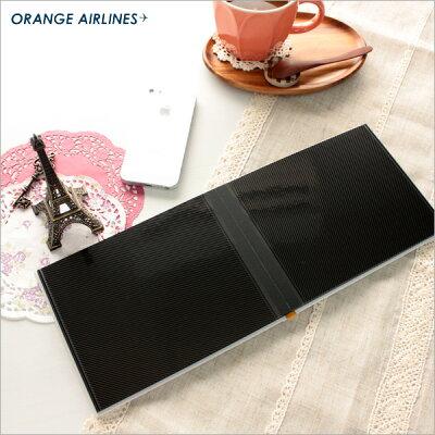 オレンジエアラインORANGEAIRLINES/フリー台紙アルバム(S)UnionJackユニオンジャック(AL-132)