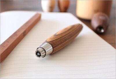 【☆期間限定☆今ならお得なポイント10倍!!☆】イープラスエムe+m/アートペンシルスケッチクラッチペンシル5.5mm(ゼブラノ柄)ArtpencilSketchClutchPencil(P1500-55)