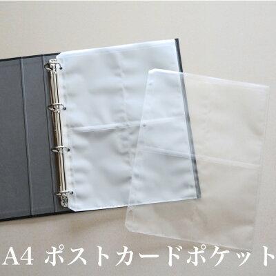 エトランジェ・ディ・コスタリカetrangerdicostarica/A4サイズポストカードポケット(TRP-R2-01)