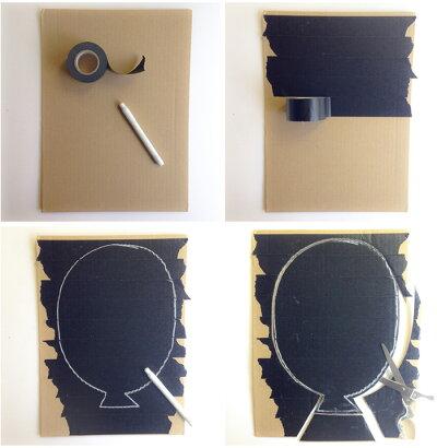日本理化学工業rikagaku/テープ黒板50mm幅黒【黒板・マスキングテープ・貼って書けてはがせる】(STB-50-BK)