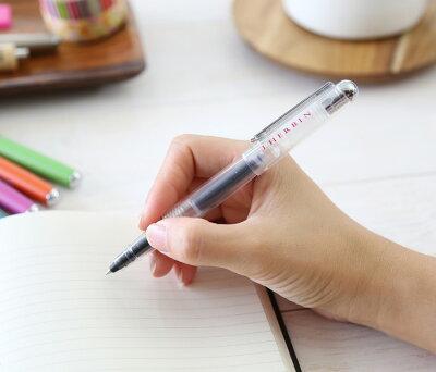 エルバンJ.HERBIN/カートリッジインク用ボールペン(スケルトン)(hb-pen03)【ローラーボール水性ボールペンデザインおしゃれフランス輸入筆記具】