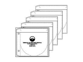 エトランジェ・ディ・コスタリカ etranger di costarica / CDポケット (2穴) 片面収納 5枚(NC-22-01)