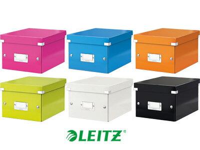 ライツLEITZ/WOWワオクリック&ストアA5ボックス(6043-00)