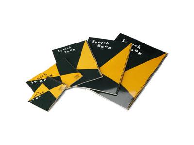 マルマンmaruman/DESIGNSERIES図案印刷シリーズスケッチブック(B4サイズ)