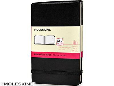 【モレスキン ノート】ポイント10倍 モレスキン ポケット ART PLUS 水彩画用アルバム 水彩画用上質紙 ノート(406616)(5180004)【MOLESKINE デザイン おしゃれ】