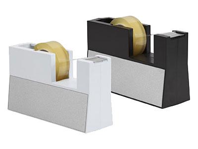 ニチバン NICHIBAN / セロテープ 小巻用テープカッター (直線美シリーズ)(TC-CBK)
