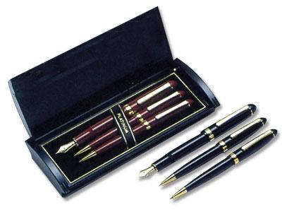 プラチナ万年筆(プラチナ萬年筆)Platinum#3776バランス万年筆ボールペンシャープペンシル(3本セット品)