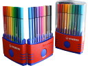 スタビロ STABILO / Pen68 ペン68 水性ファイバーペン(カラーパレード20色セット) (6820-03)