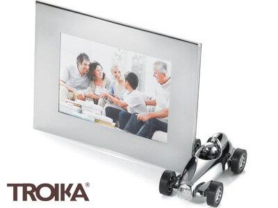 トロイカTROIKA/プロフィールレーサー(レーシングカー付き写真立て)(PFR15/CH)