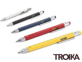 トロイカ TROIKA / コンストラクション マルチボールペン タッチパネル用スタイラスペン(PIP20)