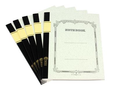 ツバメノート大学ノート/(B5/30枚)5冊セット