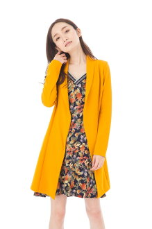 Fass (FAS) jacket T1 T2 T3 size Lady's long sleeves middle length refined Fille A Suivre
