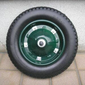 一輪車用 13インチソフトノーパンクタイヤ