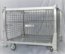 吊りパレット キャスター付き約L100×W120×H90cm HPGL-1210-CP