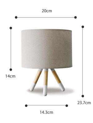 《DICLASSE》lt3725Calzeカルツェナイトランプテーブルランプ白熱球付属LED対応天然木デザイン照明シンプルディクラッセnightlampnoblediclasselt3725