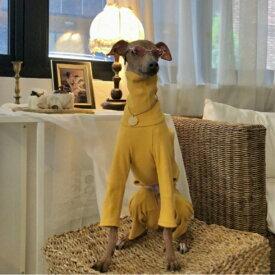 イタグレ 服 IGベーシックオールインワン ロンパース つなぎ イタリアン・グレイハウンド ウィペット ベドリントンテリア ドッグウェア 犬 服