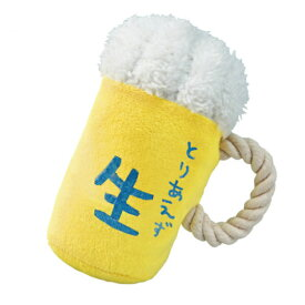 犬 猫 おもちゃ デンタルロープTOY 生ビール