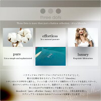 threedots【スリードッツ】Tシャツ