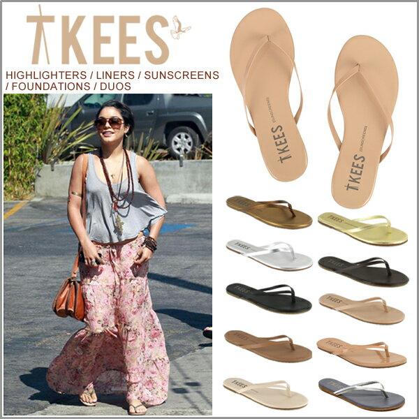 TKEES ティキーズ サンダル レディース ビーチサンダル歩きやすい 旅行 ハワイリゾート レザー ぺたんこ かわいい 大きいサイズトローブ・ティキーズ trove tkees トローブティキーズ