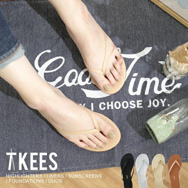TKEES ティキーズ サンダル レディース ビーチサンダル歩きやすい 旅行 ハワイ リゾート レザー ぺたんこ かわいい 大きいサイズ トローブ・ティキーズ trove tkees トローブティキーズ