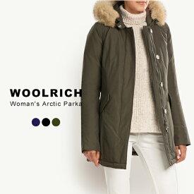 ウールリッチ ダウン アークティックパーカ レディース Woolrich Arctic Parkaダウンジャケット コート アウター ダウンコート リアルファー