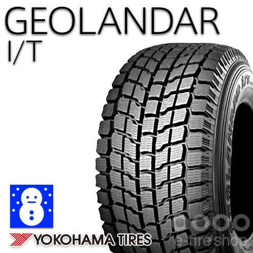 ヨコハマ GEOLANDAR I/T G072 315/70R17 121/118Q 17インチ スタッドレスタイヤ 1本