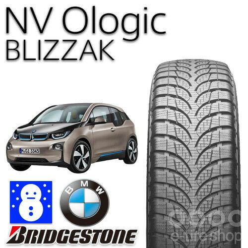 ブリヂストン ブリザック NV Ologic 155/70R19 88Q XL 19インチ スタッドレスタイヤ 1本