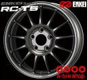 ENKEI(エンケイ) ENKEI Sport RC-T5 16×6.5J PCD100/4 +45 ボア径:75φ カラー:ダークシルバー 【エンケイスポーツ...
