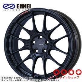 ENKEI GTC02 17×7.5 4/98 +35 φ58 カラー:マットブラック(MBK)エンケイ ホイール1枚価格