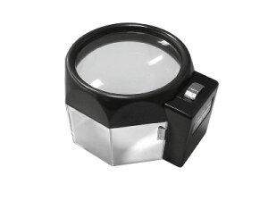 【ルーペ】ライト付きデスクルーペ RS−590L