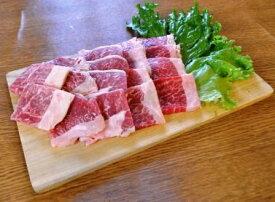 牛カルビスライス (牛脂注入) 500g (mk)(147993)バーベキュー BBQに最適【牛肉】