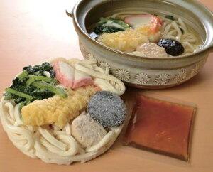 具付麺 えび天鍋焼うどんセット×3パック 1食(300g/内、麺200g)(nh723837)