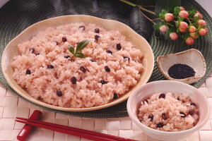 【送料無料】【メール便】(国産)赤飯 (早炊米) 1kg (rns400234)炊飯器で炊くだけの簡単調理(炊き上がり約1.4kg)