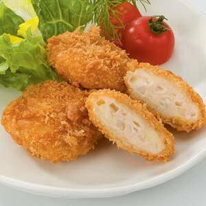 ひと口ささみチーズカツ 50個 (nh562355)お弁当 朝食に最適なチキンカツ!鶏ササミとチーズの相性抜群なチキンカツ!