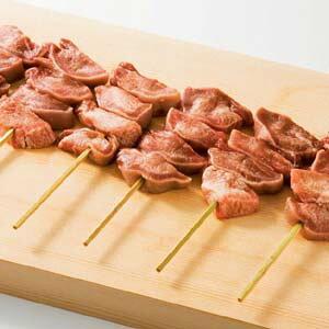 【やきとん】外国産 豚タン串 40g×50本 バーベキュー BBQに最適【豚肉】(im)
