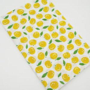 和手拭い 柚子(60) 日本製 33×90cm (新柄)