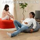 人をダメにするスゴビーズ ビーズクッション Mサイズ 大きい 日本製 ビーズソファ ひとりがけ 一人掛け クッションソ…