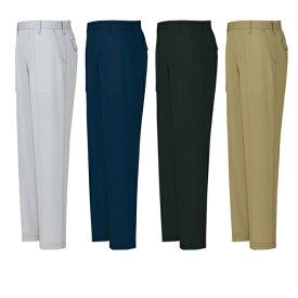 アイトス ノータックワークパンツ Aitoz AZ-3850 春夏 スラックス ズボン 作業服 作業着