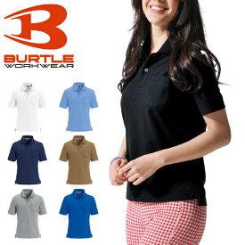 バートル 半袖ポロシャツ 507 胸/袖ポケット付 男女兼用 メンズ レディース 作業服 作業着 BURTLE スポーツ