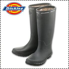 ディッキーズ 長靴 Dickies D-3400(536544) メンズブーツ レインブーツ 男性用 アウトドア フェス ガーデニング カッコイイ