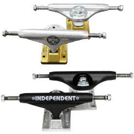 INDEPENDENT インディペンデント スケートボード トラック TRUCKS 136mm 1セット