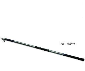 プロトラスト PRO TRUST REAL CASTER 420cm 投げ竿 ロッド 039650 【 あす楽 】投げでキス、カレイ サビキでアジ・イワシ