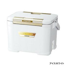 シマノSHIMANO FIXCEL PREMIUM 170 ZF-017R 17L アイスホワイト クーラーボックス 保冷