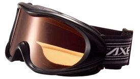 アックス AXE ゴーグルAX460-ST BKブラック×オレンジ【 あす楽 】スキー スノーボード 必需品 メガネ対応 UVプロテクション 日本製