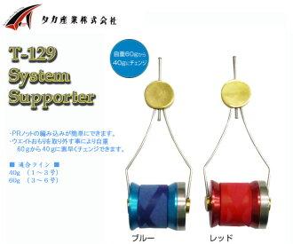 鹰产业T-129 SYSTEM SUPPORTER PR节403567