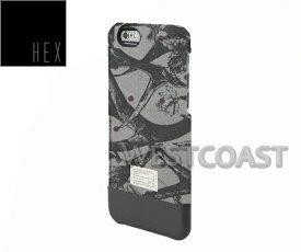 ヘックス HEX x NOWARTT FOCUS CASE FOR iPhone6 ・ iPhone6s HX1748 GRAYアイフォンケース 財布・カード入れ