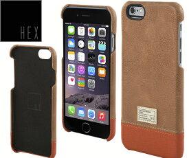 ヘックス HEX FOCUS CASE For iPhone6 HX1752 カラー BROWN LETHERアイフォンケース
