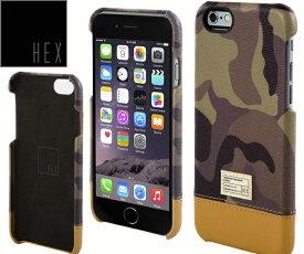 ヘックス HEX FOCUS CASE For iPhone6 PlusHX1837 カラー CAMO LETHERアイフォンケース