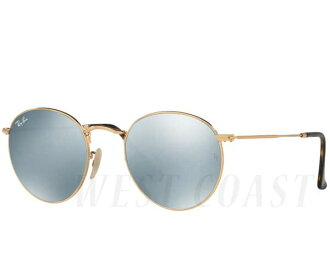 RB 3447N-50-001/30 sunglasses, RAYBAN (Ray-Ban) round flat lens